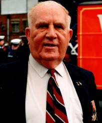 photo of the late Albert Crabtree RIP Rochdale Funeral service