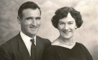 Ester and Patrick McDermott