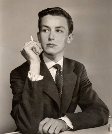 photo of the young Tony Warren creator of Coronation Street