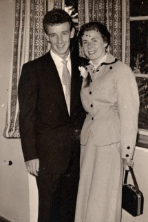 photo of Ted and Margery Foulkes RIP