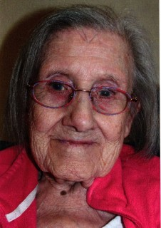 Photo of the late Theresa (Marion) Blake RIP