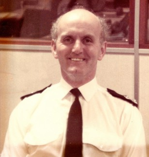 photo of the late Inspector Tom Dawson