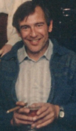 photo of the late Martin Quinn