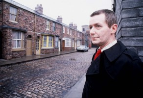 photo of Coronation Street creator Tony Warren