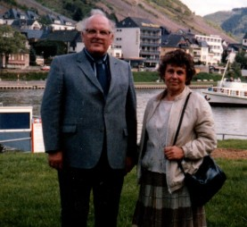 photo of Ernest & Doreen