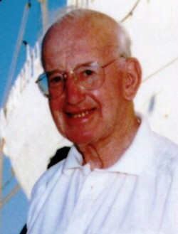 photo of the late Norman Holland of Unsworth, Bury