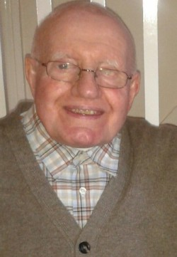photo of the late Patrick Burns