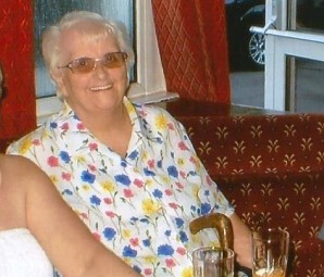the late Brenda Knowles of Whitefield