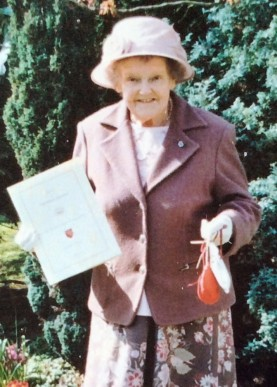 photo of Lily Harding RIP, PRestwich Funeral Service