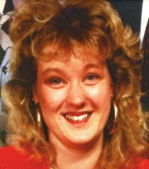 photo of the late Amanda Brumby