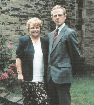 photo of Edith & Norman Ganner